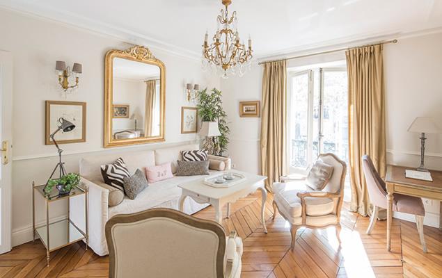 Fractional Paris Apartments